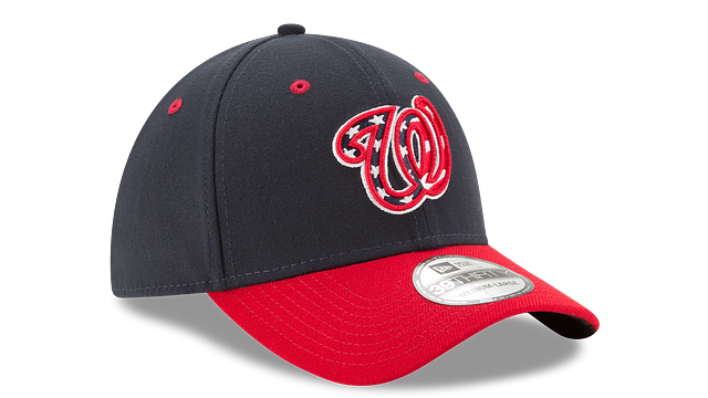 WASHINGTON NATIONALS TEAM CLASSIC 39THIRTY STRETCH FIT