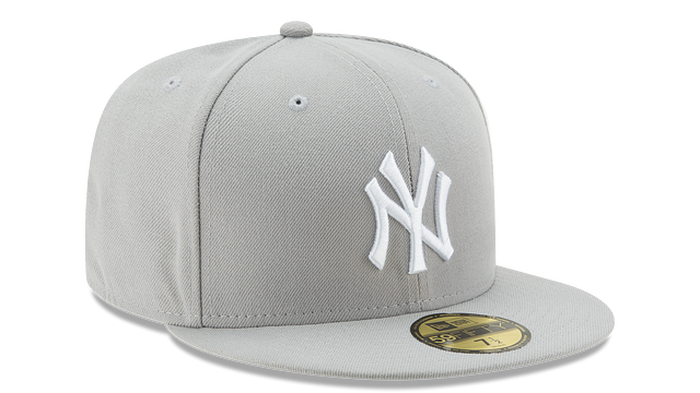 NEW YORK YANKEES MLB BASIC 59FIFTY FITTED