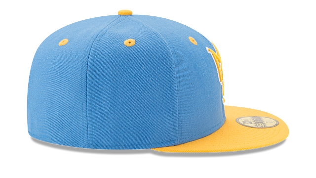 MYRTLE BEACH PELICANS AUTHENTIC COLLECTION 59FIFTY FITTED