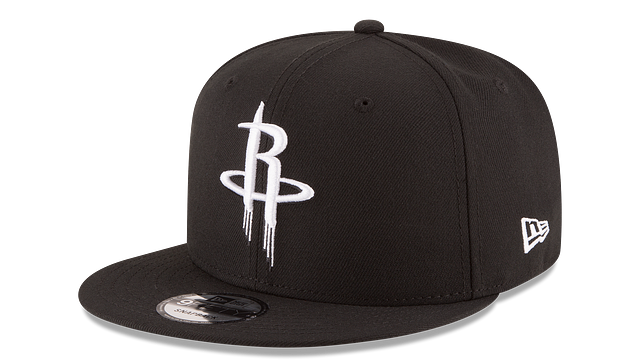HOUSTON ROCKETS BASIC BLACK 9FIFTY SNAPBACK