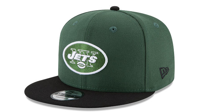 NEW YORK JETS TEAM PATCHER 9FIFTY SNAPBACK