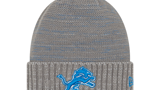 DETROIT LIONS COLOR RUSH KNIT
