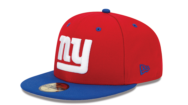 NEW YORK GIANTS 2TONE 59FIFTY FITTED