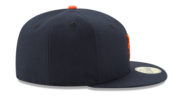 KIDS DETROIT TIGERS AUTHENTIC COLLECTION 59FIFTY FITTED