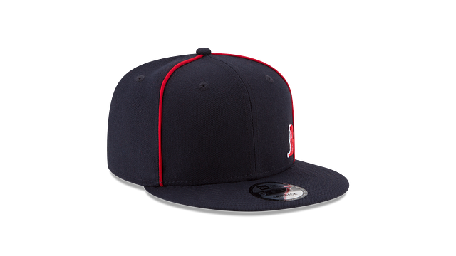 BOSTON RED SOX Y2K FLAWLESS 9FIFTY SNAPBACK 3 quarter right view