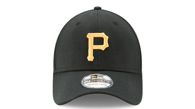 PITTSBURGH PIRATES TEAM CLASSIC 39THIRTY STRETCH FIT