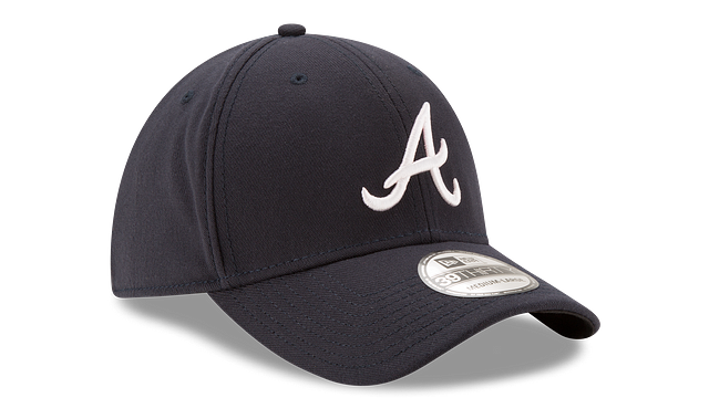 KIDS ATLANTA BRAVES TEAM CLASSIC 39THIRTY STRETCH FIT