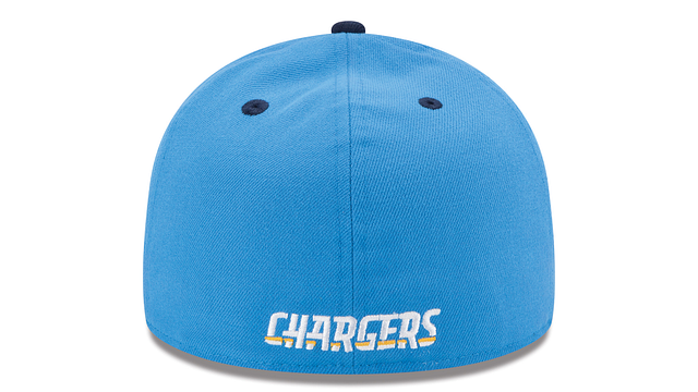 LOS ANGELES CHARGERS 2TONE 59FIFTY FITTED