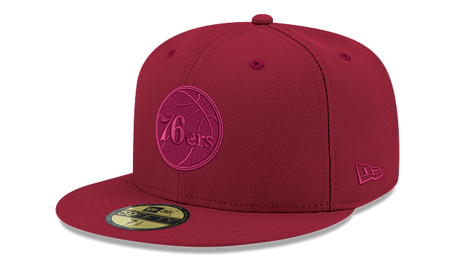 PHILADELPHIA 76ERS TONAL 59FIFTY FITTED