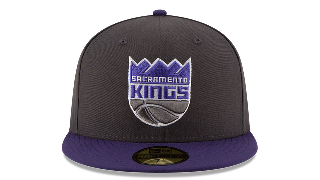 SACRAMENTO KINGS 2TONE 59FIFTY FITTED