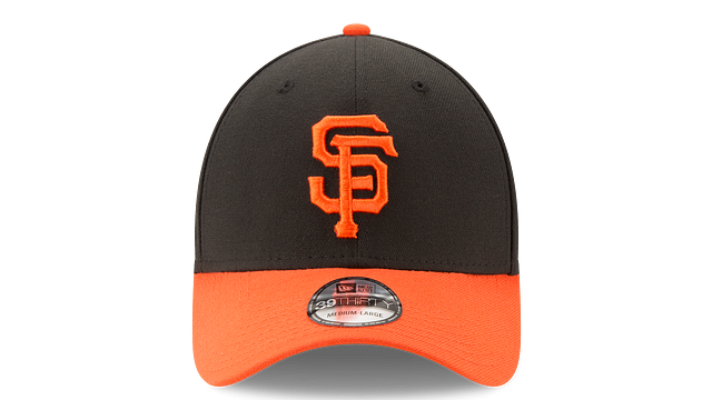 KIDS SAN FRANCISCO GIANTS TEAM CLASSIC 39THIRTY STRETCH FIT
