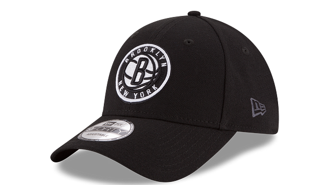 KIDS BROOKLYN NETS THE LEAGUE 9FORTY ADJUSTABLE