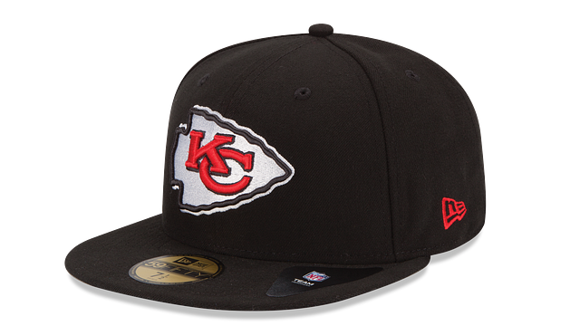 KANSAS CITY CHIEFS 59FIFTY FITTED