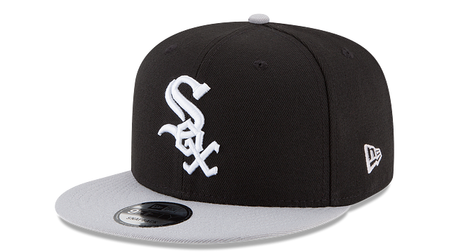 CHICAGO WHITE SOX TEAM PATCHER 9FIFTY SNAPBACK
