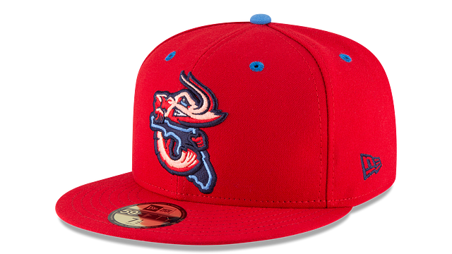 JACKSONVILLE JUMBO S AUTHENTIC COLLECTION 59FIFTY FITTED
