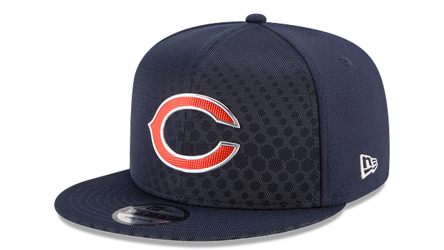 CHICAGO BEARS COLOR RUSH 9FIFTY SNAPBACK