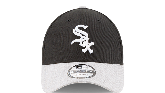 KIDS CHICAGO WHITE SOX HEATHER 9FORTY ADJUSTABLE