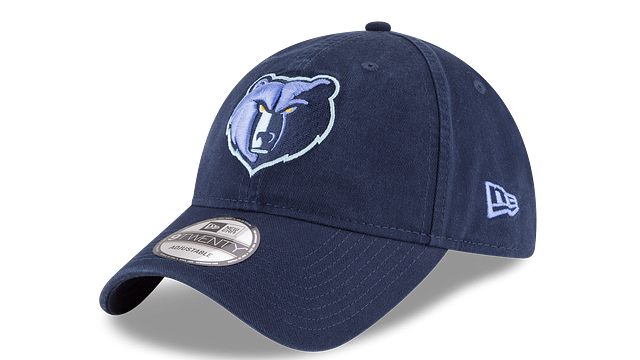 MEMPHIS GRIZZLIES CORE CLASSIC 9TWENTY ADJUSTABLE