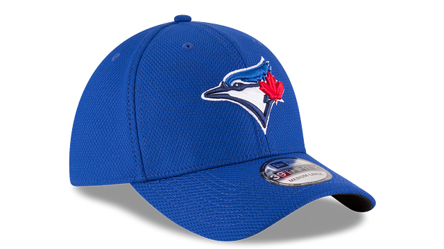 TORONTO BLUE JAYS DIAMOND ERA 39THIRTY STRETCH FIT