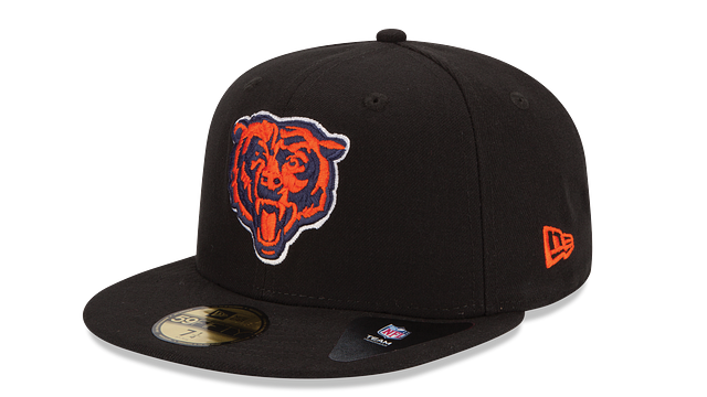 CHICAGO BEARS 59FIFTY FITTED