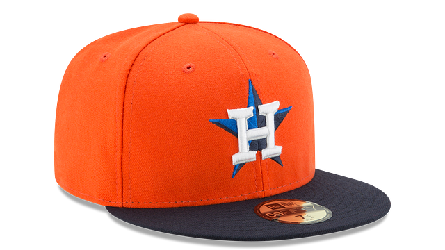 HOUSTON ASTROS AUTHENTIC COLLECTION 59FIFTY FITTED
