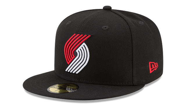 PORTLAND TRAILBLAZERS '77 CHAMPIONS 59FIFTY FITTED