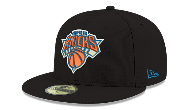 NEW YORK KNICKS TEAM COLOR 59FIFTY FITTED