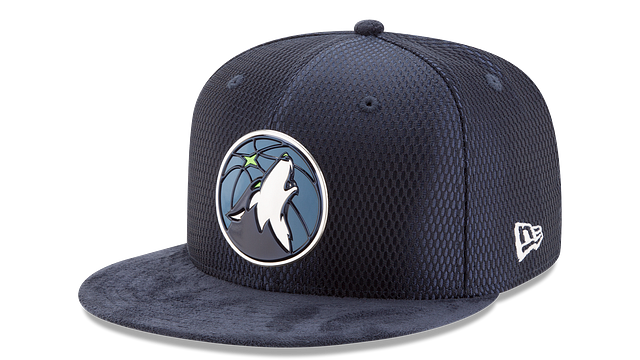MINNESOTA TIMBERWOLVES ON COURT 59FIFTY FITTED