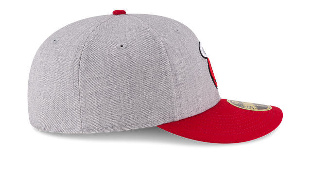 MIAMI HEAT HEATHER LOW PROFILE 59FIFTY FITTED