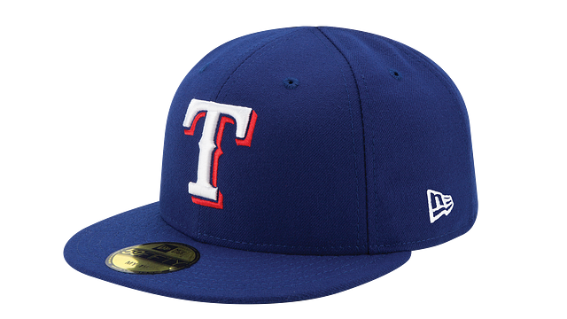 KIDS TEXAS RANGERS MY FIRST AC 59FIFTY FITTED