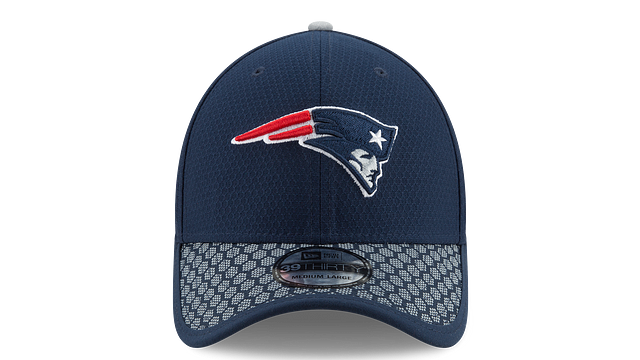 NEW ENGLAND PATRIOTS OFFICIAL SIDELINE 39THIRTY STRETCH FIT