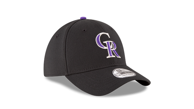 KIDS COLORADO ROCKIES TEAM CLASSIC 39THIRTY STRETCH FIT 3 quarter right view