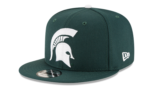 MICHIGAN STATE SPARTANS 9FIFTY SNAPBACK