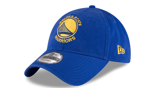 GOLDEN STATE WARRIORS CORE CLASSIC 9TWENTY ADJUSTABLE