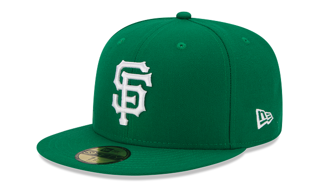 SAN FRANCISCO GIANTS MLB BASIC 59FIFTY FITTED