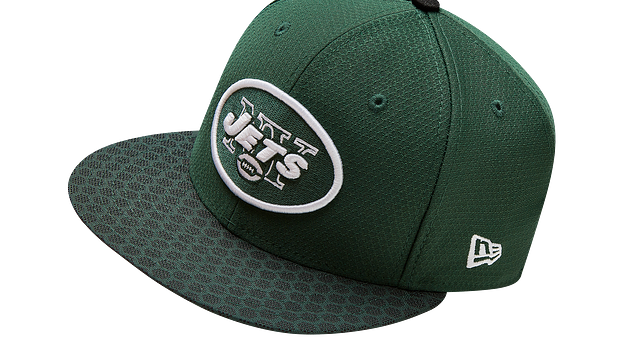 NEW YORK JETS OFFICIAL SIDELINE 59FIFTY FITTED
