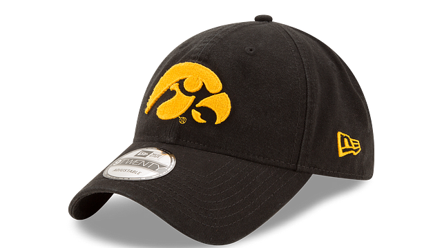 IOWA HAWKEYES CORE CLASSIC 9TWENTY ADJUSTABLE