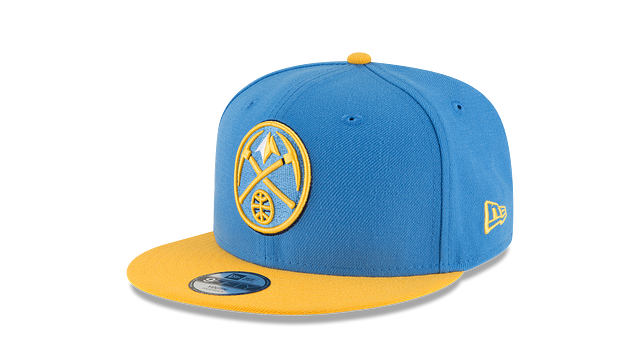 KIDS DENVER NUGGETS TEAM COLOR 9FIFTY SNAPBACK