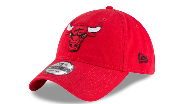 CHICAGO BULLS CORE CLASSIC 9TWENTY ADJUSTABLE