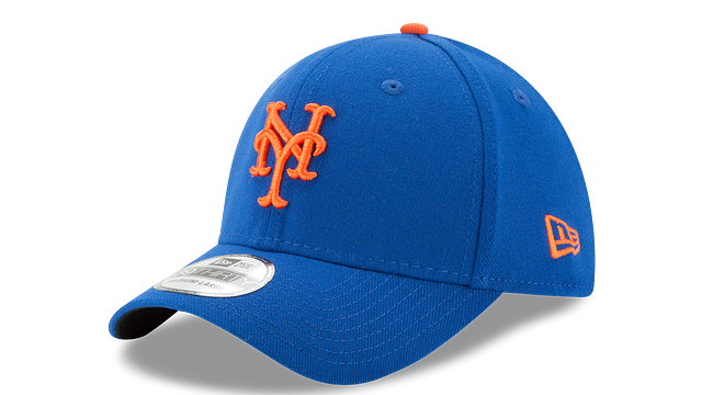 KIDS NEW YORK METS TEAM CLASSIC 39THIRTY STRETCH FIT
