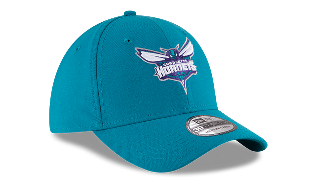 CHARLOTTE HORNETS TEAM CLASSIC 39THIRTY STRETCH FIT