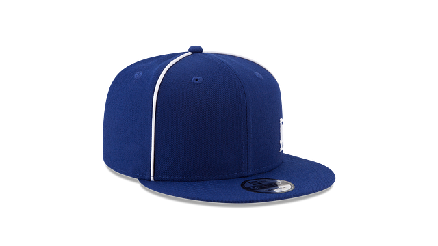 LOS ANGELES DODGERS Y2K FLAWLESS 9FIFTY SNAPBACK 3 quarter right view