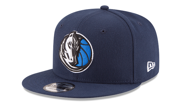 DALLAS MAVERICKS TEAM COLOR 9FIFTY SNAPBACK