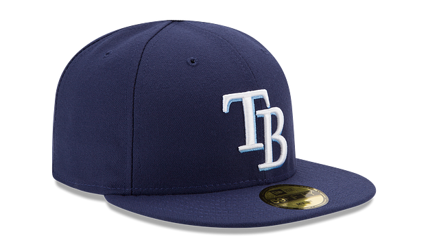 KIDS TAMPA BAY RAYS MY FIRST AC 59FIFTY FITTED