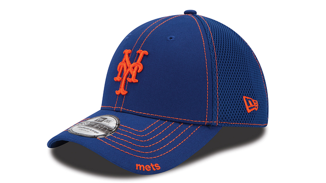 NEW YORK METS NEO 39THIRTY STRETCH FIT