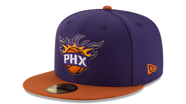 PHOENIX SUNS 2TONE 59FIFTY FITTED
