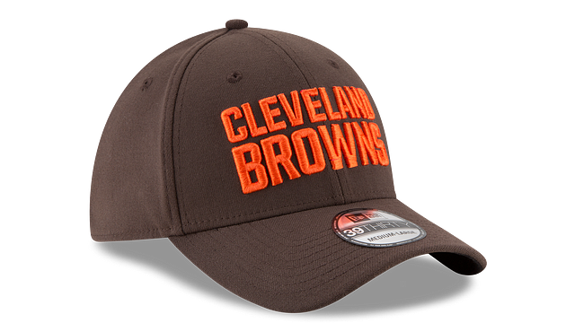 KIDS CLEVELAND BROWNS TEAM CLASSIC 39THIRTY STRETCH FIT