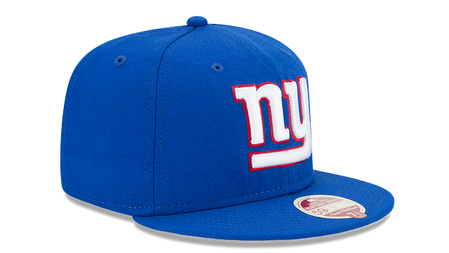 NEW YORK GIANTS CLASSIC WOOL 59FIFTY FITTED
