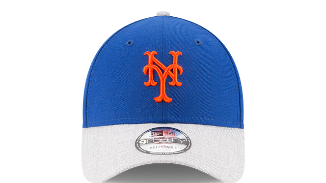 KIDS NEW YORK METS HEATHER 9FORTY ADJUSTABLE