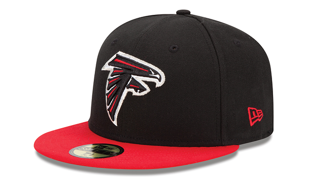 ATLANTA FALCONS 59FIFTY FITTED